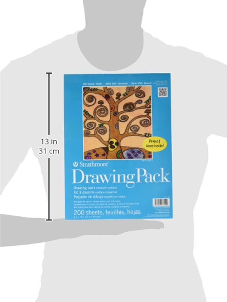 SmithPackaging Lot de 100 feuilles d/étiquettes A4 1 Per Sheet