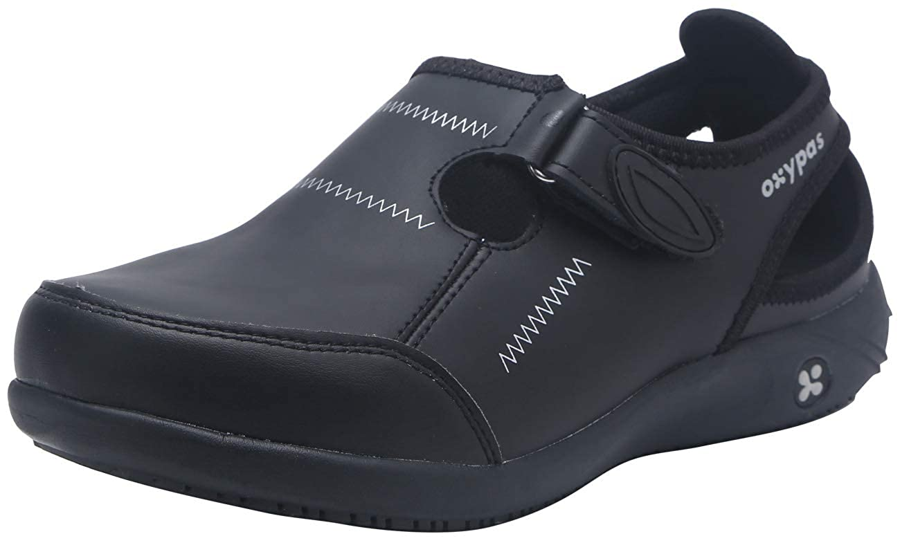 Zapatos de Seguridad para Mujeres, LM-202 SRC Trabajo Zuecos Antiestá tico Obstruye la Espuma de Memoria LM-202 SRC Trabajo Zuecos Antiestático Obstruye la Espuma de Memoria
