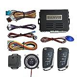 BANVIE ① Car Keyless Entry Security Alarm System