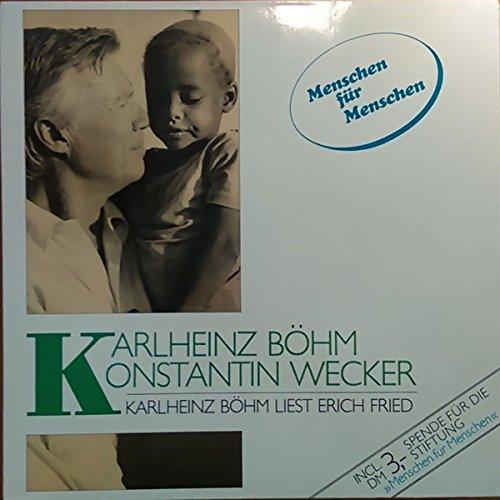 Konstantin Wecker Karlheinz Böhm Karlheinz Böhm