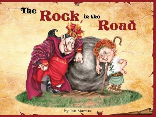 The Rock in the Road (Timeless - Tales Miller Marcus