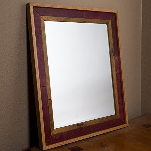 wine barrel mirror - 7