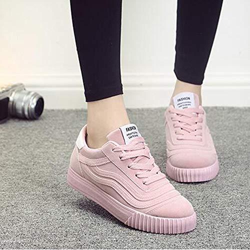 Da Casual Sneaker Con Ammortizzante Leggera Donna Ysfu Traspirante Scarpe Sneakers Comode Suola gwFwqREB4