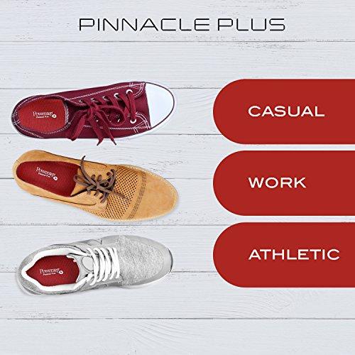 Plus Pinnacle 5 Powerstep 7 Red Sandal 5 Men��s 7 9 Blue 9 Met Women��s Insoles 5qHwHxpZ