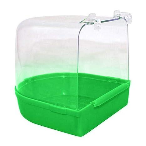 Recoproqfje - Caja de Ducha para bañera o Ducha, Transparente ...