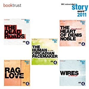 BBC National Short Story Award 2011 (5 Shortlisted Titles) Audiobook