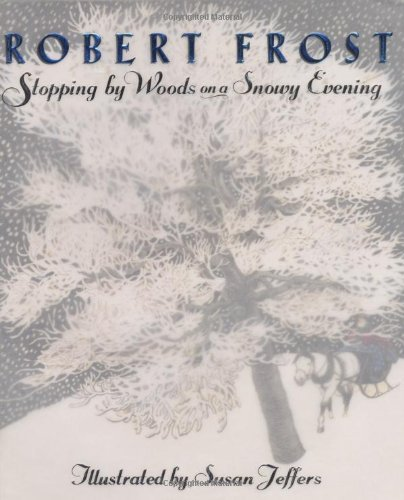 Stopping by Woods on a Snowy Evening by Robert Frost (1-Sep-2001) Hardcover