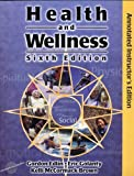 Health and Wellness : CyberClass Edition, Edlin, 0763710474