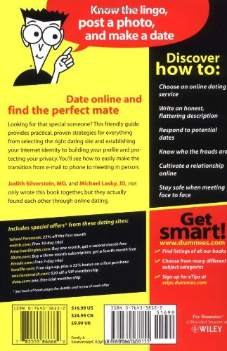 Dating online for dummies