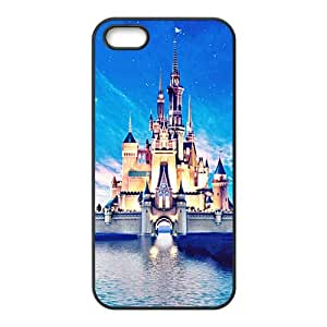 Beautiful Castello sul Mare Cell Phone Case for iPhone 5S