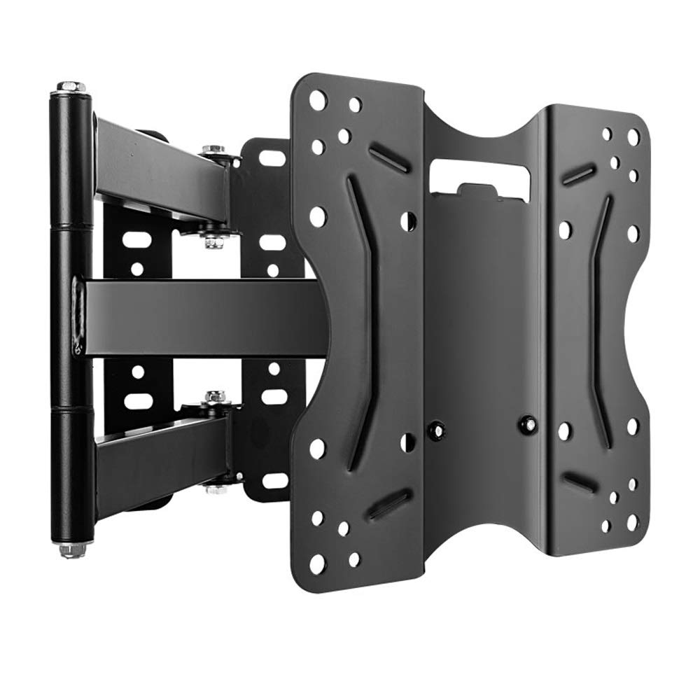 JL Household Wall Mount Bracket TV Rack Display Bracket Telescopic Rotating Wall Can Be Hung 32/40/43/55/65 Inch Display A+ (Color : A) by Monitor Stand
