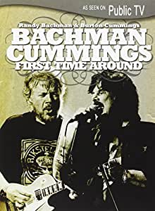 Randy Bachman & Burton Cummings: First Time Around [Import]
