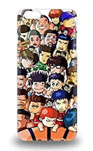 Flexible Tpu Back Case Cover For Iphone 6 Plus Japanese Slam Dunk TOOT0 Case