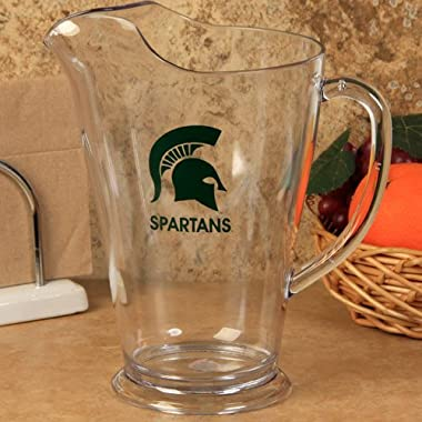 NCAA Michigan State Spartans 64oz. Unbreakable Ice-Lip Pitcher