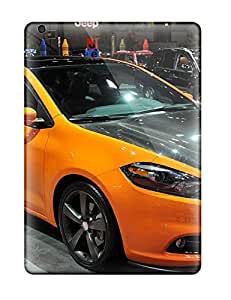 New Arrival Case Cover With ECEqnXF9887GqKmu Design For Ipad Air- Dodge Dart Yellow