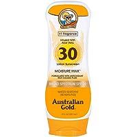 Australian Gold SPF 30 Lotion Sunscreen 8 Fl Oz Moisture Max