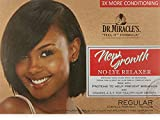 Best Hair Relaxers - Dr. Miracle's New Growth Thermaceutical Intensive No-lye Relaxer Review