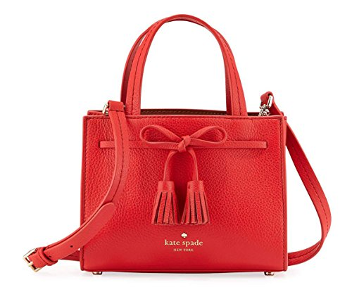 Tasche Spade 624 bag mini rot York Kate red street Leder PXRU7814 hayes New isobel nTdUxwZw