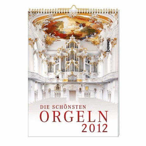 Die schönsten Orgeln 2012
