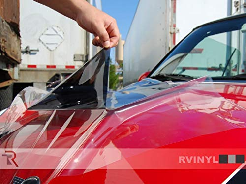 Rtint Window Tint Kit for Chevrolet Cavalier 1995-2000 (Sedan) - Windshield Strip - 50%