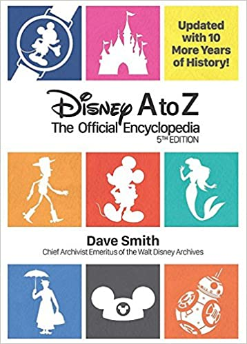 disney a to z fifth edition the official encyclopedia