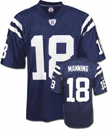 Colts Peyton Manning Youth Jersey