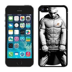 Beautiful Designed Case With batman Black For iPhone 5C Phone Case