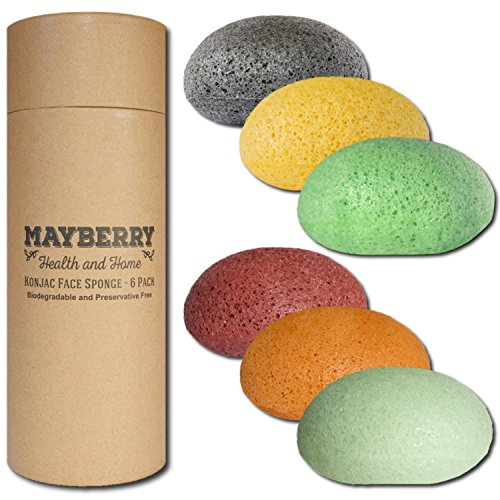 Exfoliating Natural Individually Cleaning Sponges
