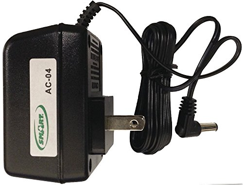 AC Adapter AC-04 (12 Volt) - Sensor Alarm Pad