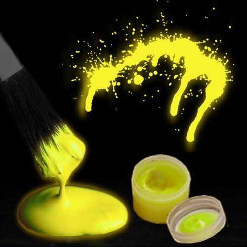glow in the dark body paint by the color in the uae see prices. Black Bedroom Furniture Sets. Home Design Ideas