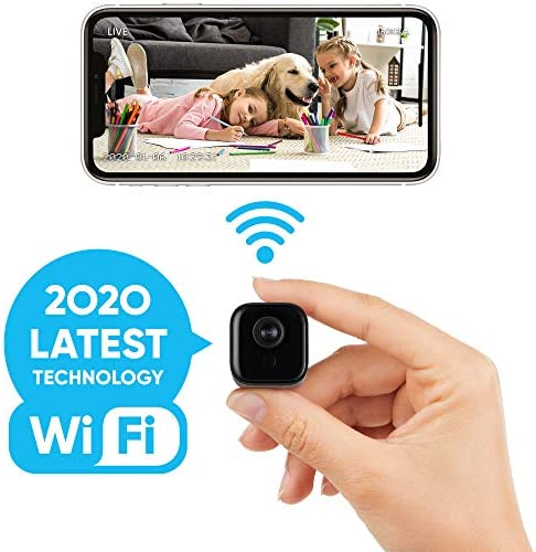 Lilexo Mini WiFi Camera