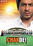Chak De India!  (Hindi Movie / Bollywood Film / Indian Cinema DVD)  With  2ND DISC/SPL FEATURES