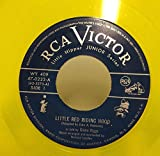 Glenn Riggs Little Red Riding Hood / The Gingerbread Boy 45 rpm single