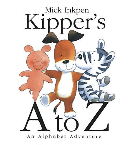 Kipper's A to Z: An Alphabet Adventure - Kippers Book