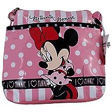 Disney Minnie Sac à Main à l'épaule Bandouliére pour Fillette Fille