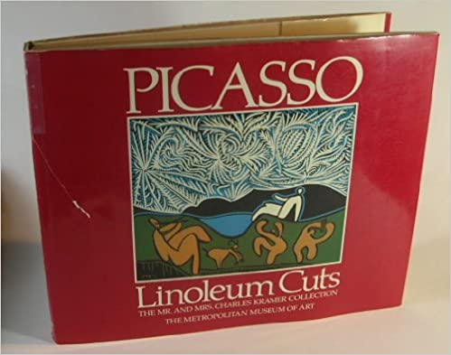 Picasso Linoleum Cuts The Mr And Mrs Charles Kramer Collection