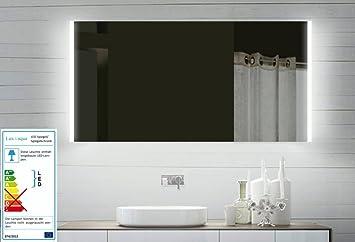 Top Led Led Badezimmer Spiegel Spiegel 120 Cm Amazon De Kuche