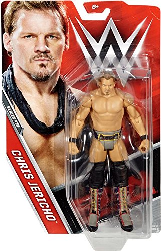 WWE Chris Jericho Basic Action Figure