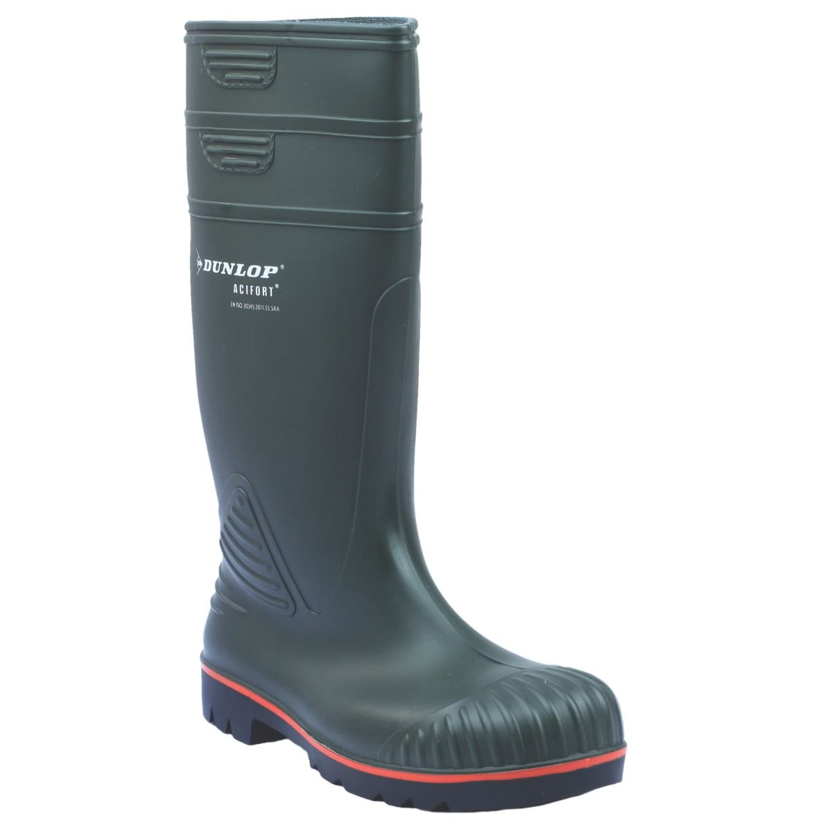 Dunlop Unisex Acifort Heavy Duty Full Safety Wellington Boot