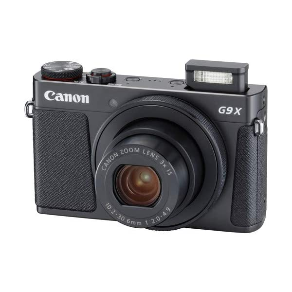 RetinaPix CANON Power Shot G9X Mark II with 16 GB Card and CASE