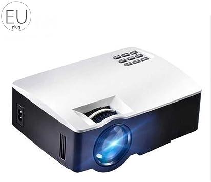 Befaith AUN AKEY1 Plus Proyector 1800 Lúmenes 800x480 LED ...