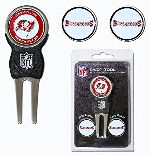 NFL Tampa Bay Buccaneers NFL Divot Tool & Ball Marker Set