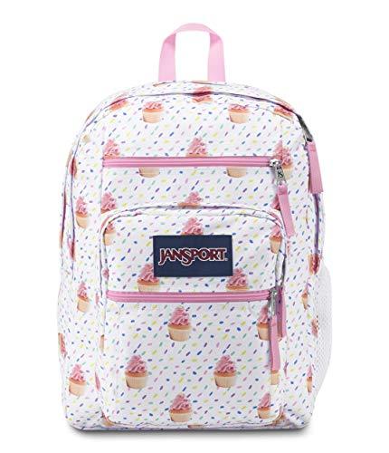 (JanSport JS00TDN758X Big Student Backpack, Cupcakes)