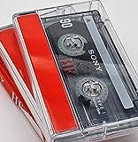 Sony C-90HFC HF 90 Minute Blank Audio Cassettes
