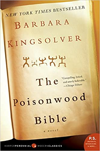 Image result for the poisonwood bible