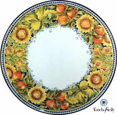 Italiano jardín mesa de piedra volcánica, a medida, con plegable base de hierro forjado, Tindari, 31 pulgadas.: Amazon.es: Jardín