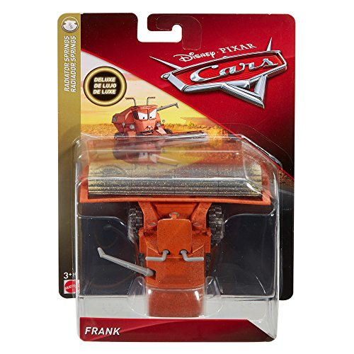 Disney Cars Die Cast Oversized Frank Toy Vehicle (Cars Frank)