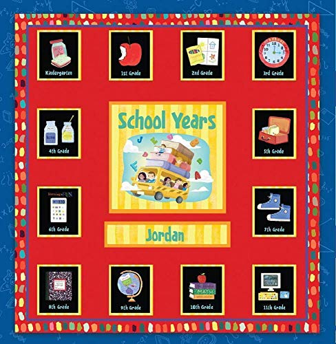 Phoenix International Publications, Inc New Seasons School Years Book Pocketful Memories Personalized Album 7639902 ()