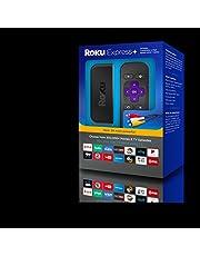 Roku Express+ HD 1080p Ditital Streaming Media Player, 3910RW