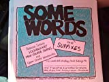 SOME WORDS Have Suffixes, Rebecca Sitton, 1886050791